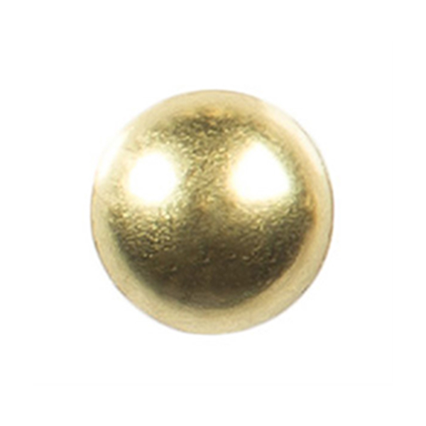 #9 BRUSHED BRASS