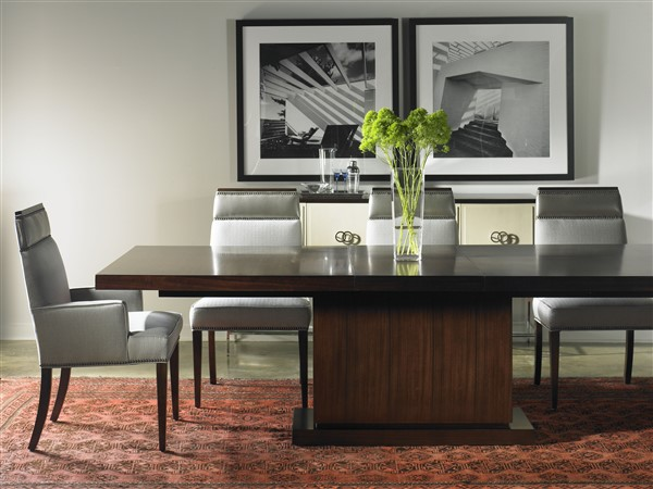 Bradford Dining Table W738TSU Our Products Vanguard Furniture