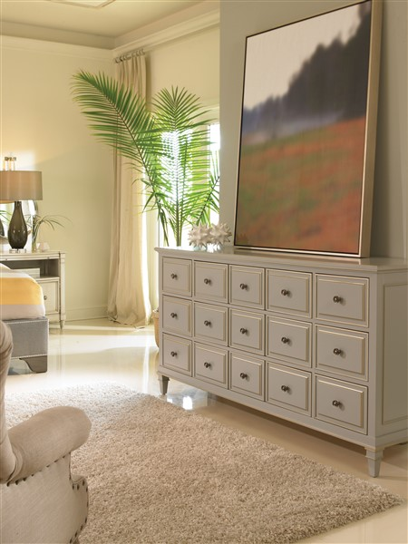 Louis Drawer Chest P550D - Our Products - Vanguard Furniture