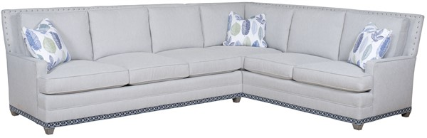 Enjoyable Riverside Left Arm Sofa 604 Las Our Products Vanguard Ncnpc Chair Design For Home Ncnpcorg