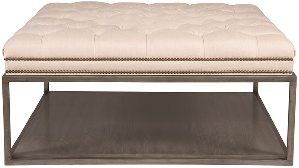 Sensational Wayland Square Metal Ottoman W44Smkh Our Products Evergreenethics Interior Chair Design Evergreenethicsorg