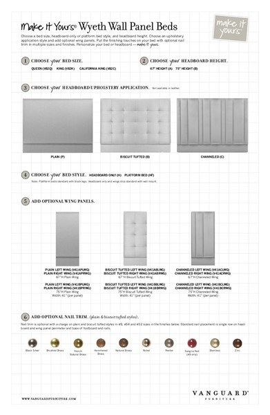 Wall Panel Beds Tearsheet