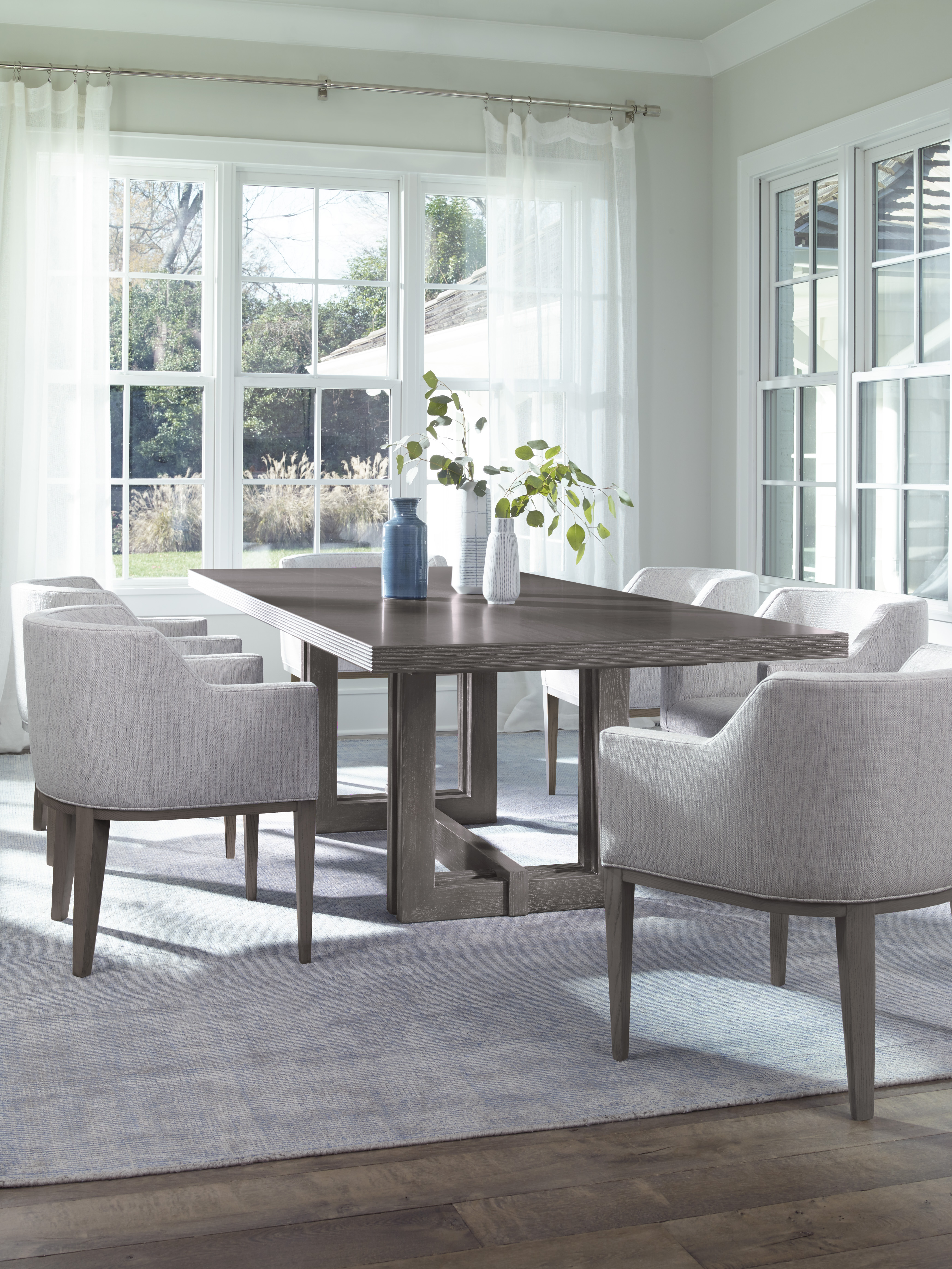 Axis Ii Dining Table L101t Our Products Vanguard Furniture