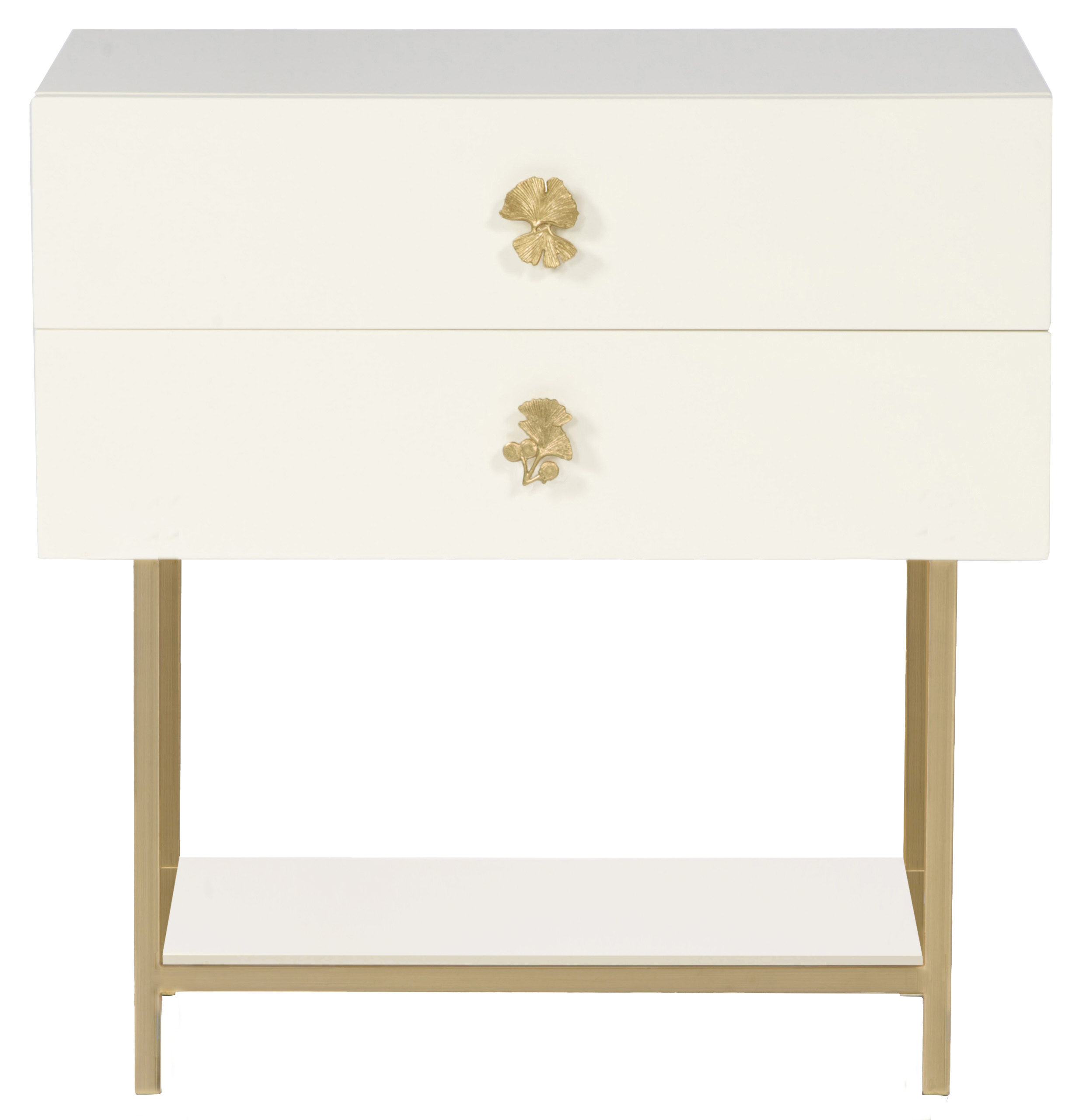 Gingko end table k130e our products vanguard furniture for Benjamin moore pristine