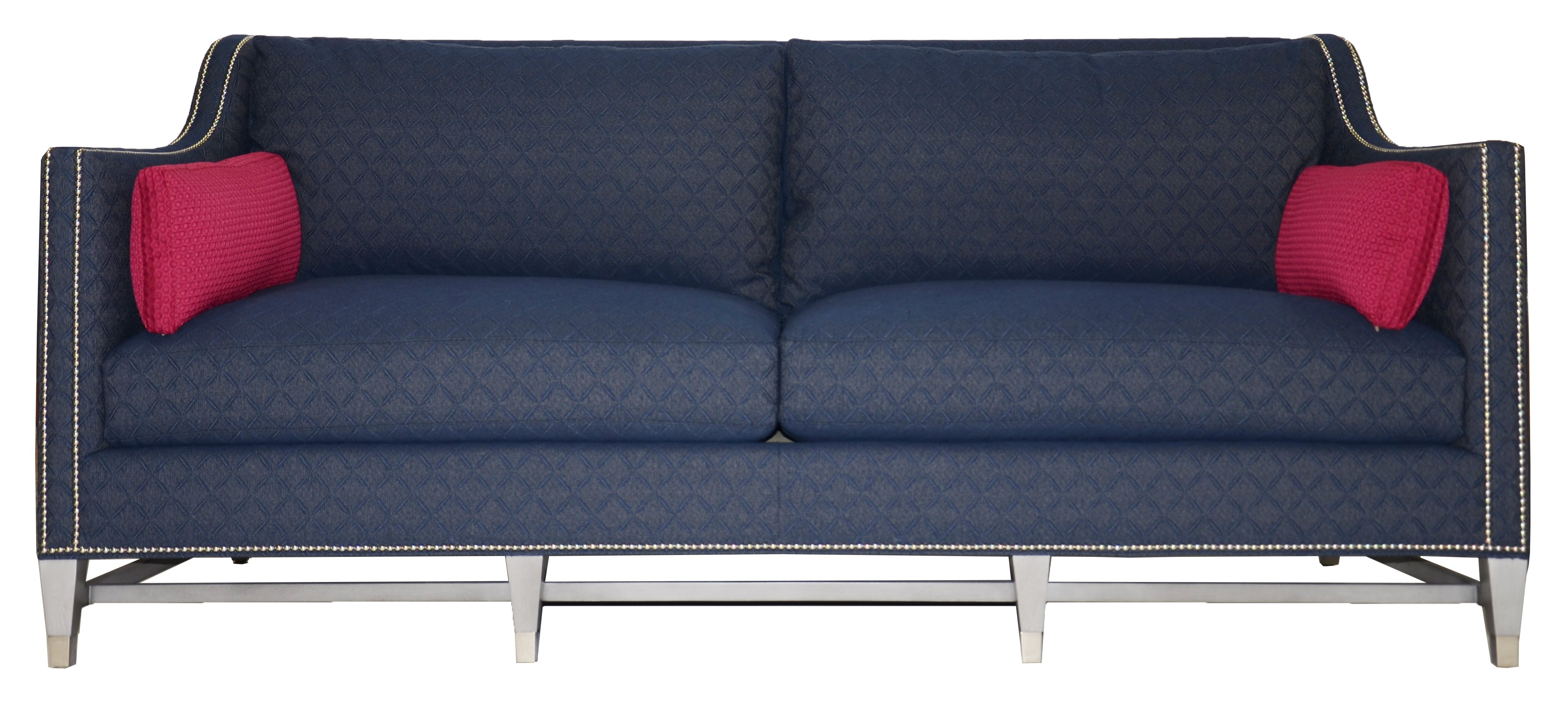 Vanguard Furniture Our Products V444 2s Justice Sofa