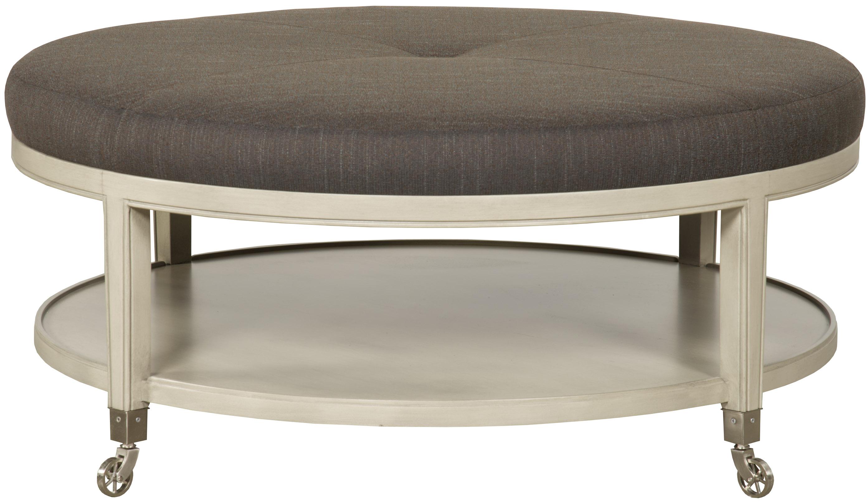 Vanguard Furniture - Our Products - W158C-OT Lorenzo Ottoman