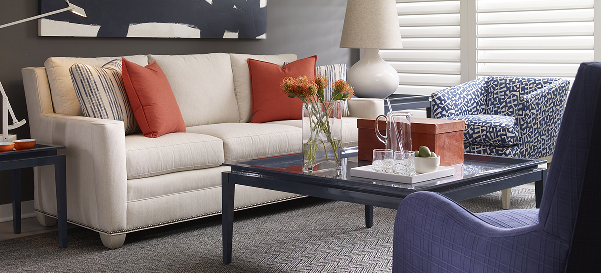 BROOKFORD 657 Sofa Series Room Scene