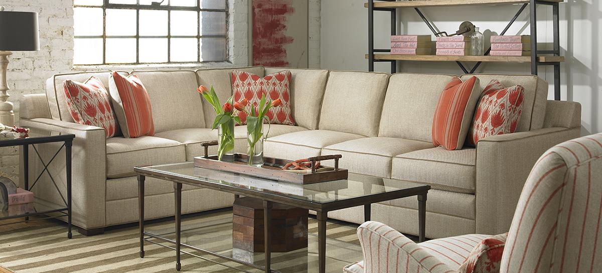 Summerton 610 Sofa Series Vanguard Furniture