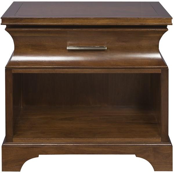Barkley Console Table: Pebble Hill End Table 9515E-NR