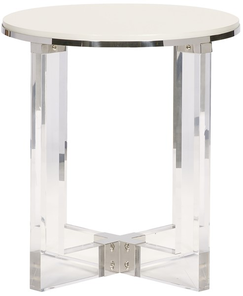 Nova Round End Table Base P665e Our Products Vanguard