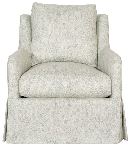 Fisher Waterfall Skirt Swivel Chair V922w Sw Our Products