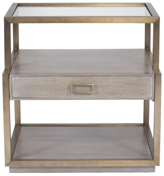 Barkley Console Table: Truman Side Table W505L