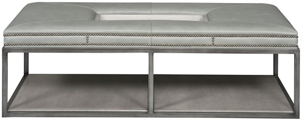 Amazing Wayland Large Rectangular Metal Ottoman Wl58Lmfl Our Caraccident5 Cool Chair Designs And Ideas Caraccident5Info