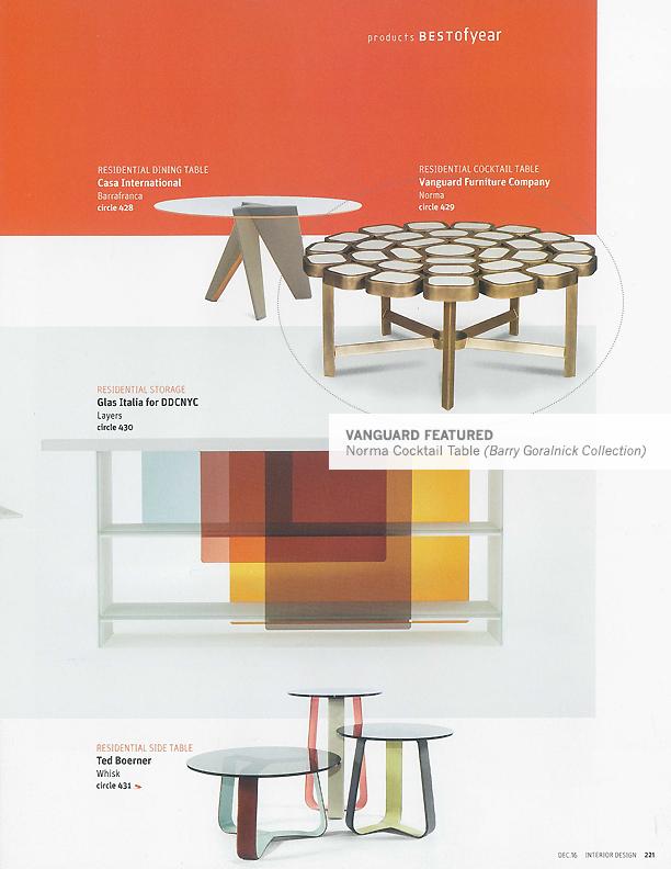 Vanguard furniture for Interior design resources